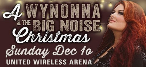 A Wynonna and The Big Noise Christmas