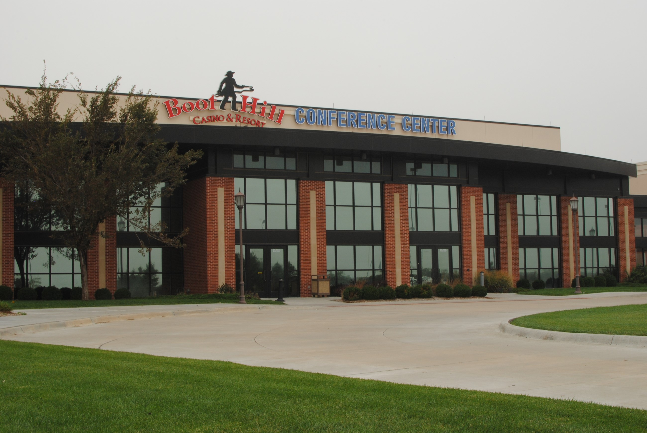 Boot Hill Casino and Resort Conference Center Exterior