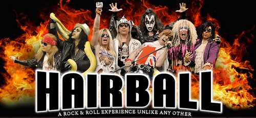 Hairball Rock & Roll band