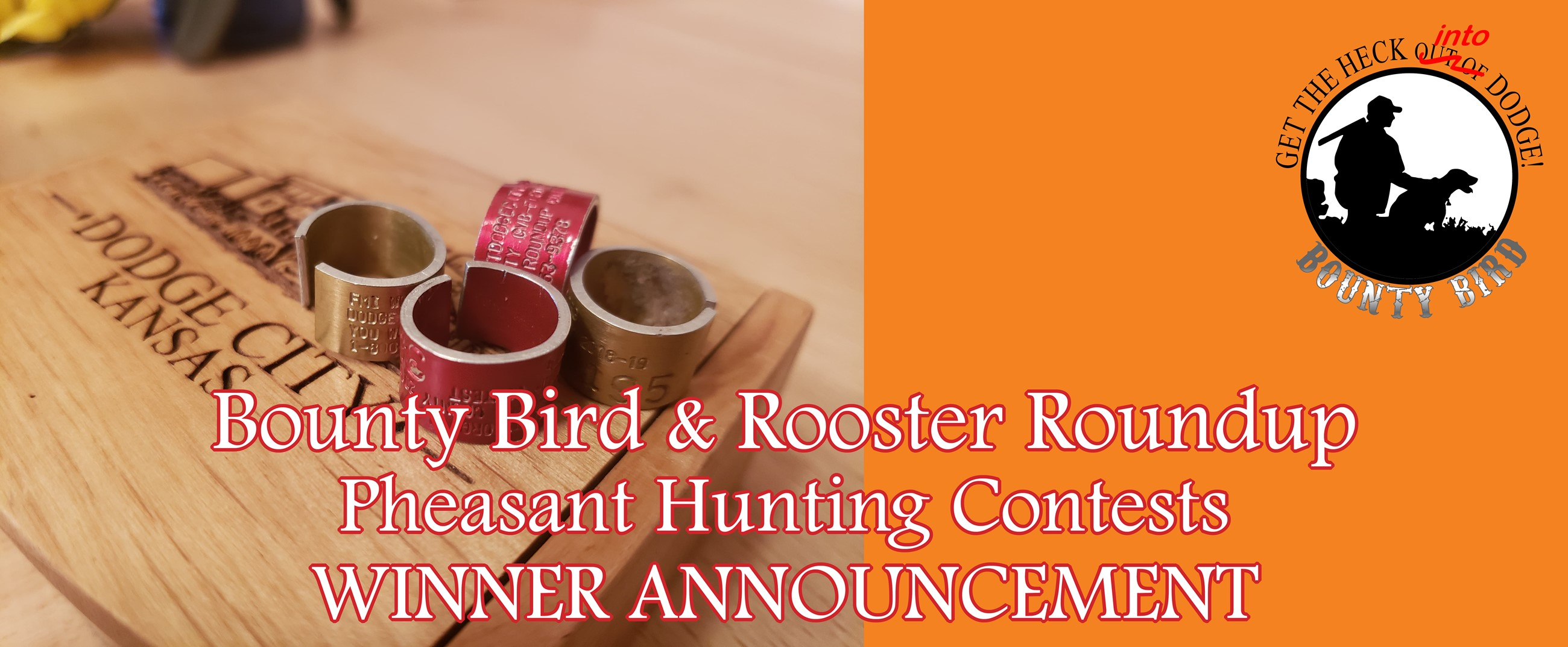 2018-2019 Hunting Contest Winner Announcement