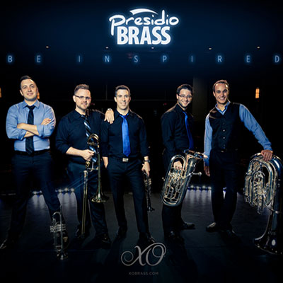 Presidio Brass - and all that brass