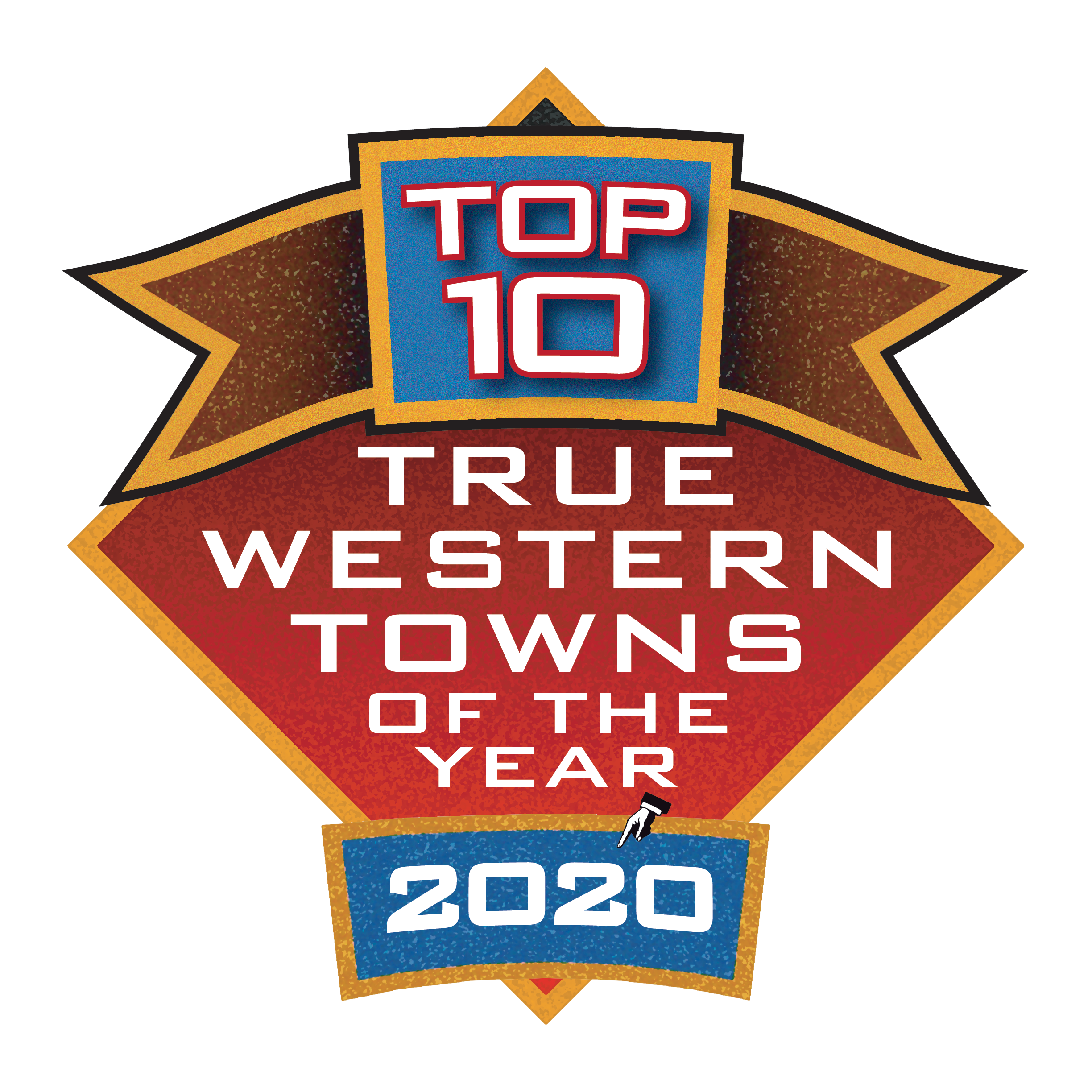 Top Western Towns Logo 2020