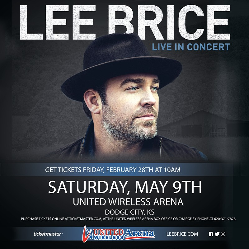 Lee Brice  Live in Concert