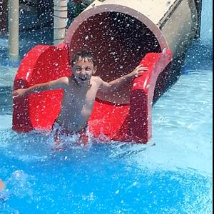 Water Park Fun Picture