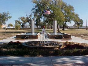 Dodge City CVB KS Liberty Garden