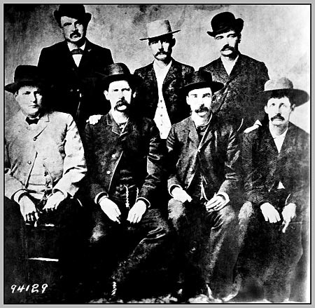 Dodge City Peace Commission members