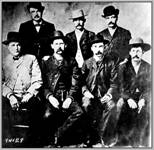 Dodge City Peace Commission Cowboys