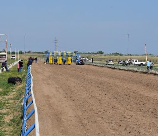 Dodge City Downs Track