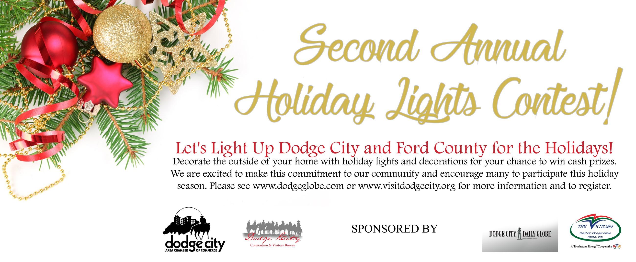 Christmas in Old Dodge City   Dodge City CVB, KS
