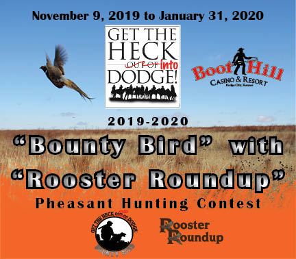 2019-2020 Bounty Bird With Rooster Roundup  pic