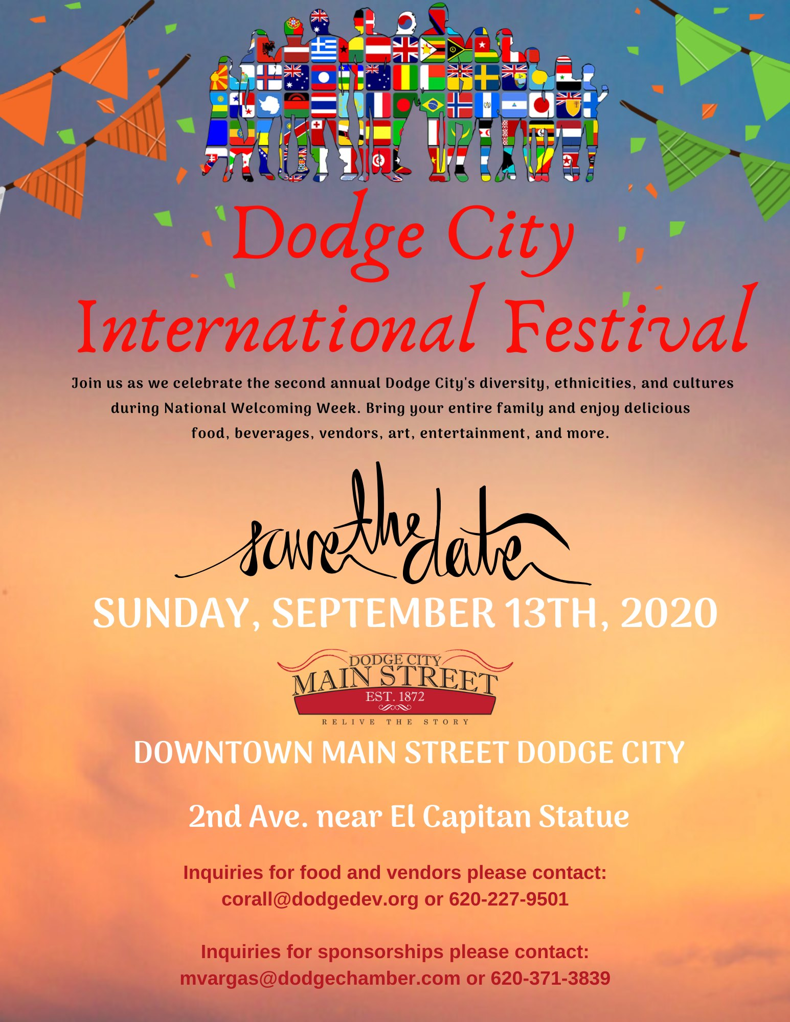 Dodge City International Festival 2020